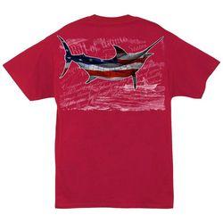 Guy Harvey Mens Bill Of Rights T-Shirt