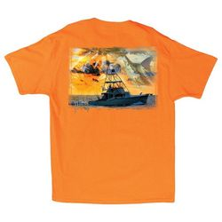 Guy Harvey Mens Cruisin' T-Shirt