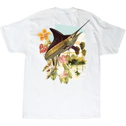 Guy Harvey Mens St. Lucia T-Shirt