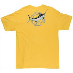 Guy Harvey Mens Echo T-Shirt