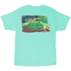 Guy Harvey Mens Stingray T-Shirt