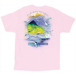 Guy Harvey Mens All About The Ocean T-Shirt