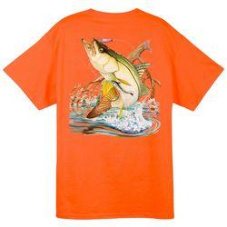 Guy Harvey Mens Snook T-Shirt