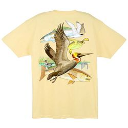 Guy Harvey Mens Gulf Life T-Shirt