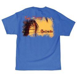 Guy Harvey Mens Road Trip Short Sleeve T-Shirt