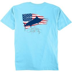 Guy Harvey Mens Patriot T-Shirt
