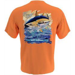Guy Harvey Mens Tuna-Up Short Sleeve T-Shirt
