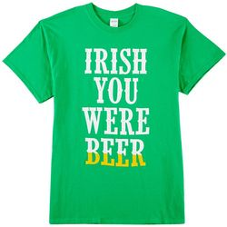 T-Shirt International Mens Irish Beer Graphic T-Shirt