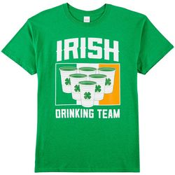 T-Shirt International Mens Team Irish Graphic T-Shirt