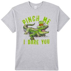 T-Shirt International Mens Pinch Me Graphic T-Shirt