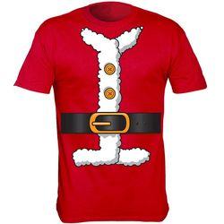 T-Shirt International Mens Kringle Costume T-Shirt
