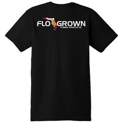 FloGrown Mens Florida State Flag T-Shirt