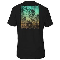 FloGrown Mens Palms Coast Short Sleeve T-Shirt