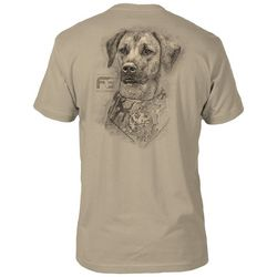 FloGrown Mens Florida Hound Short Sleeve T-Shirt