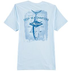 FloGrown Mens Big Catch Tuna T-Shirt