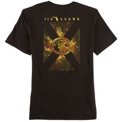 FloGrown Mens Gator Camo Flag T-Shirt
