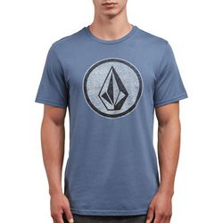 Volcom Mens Classic Stone Graphic T-Shirt
