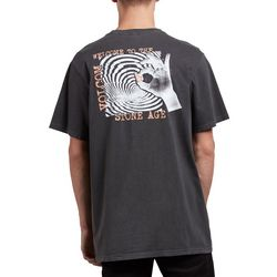 Volcom Mens Courtesy Stone T-Shirt
