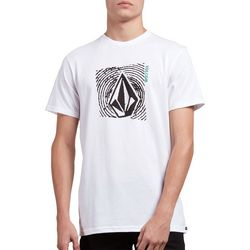 Volcom Mens Stonar Waves T-Shirt