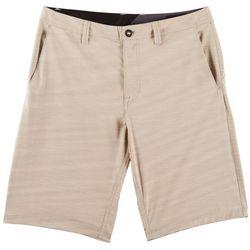 Volcom Mens Frickin Surf N' Turf Hybrid Shorts