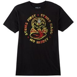 Philcos Mens Karate Kid Graphic T-Shirt