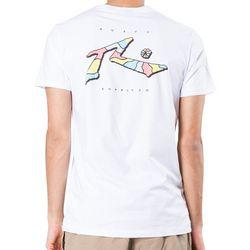 Rusty Mens Acid Fright Short Sleeve T-Shirt