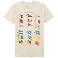 Awesome Sauce Mens Maritime Signals T-Shirt