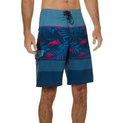 Ocean Current Mens Split Gradient Boardshorts