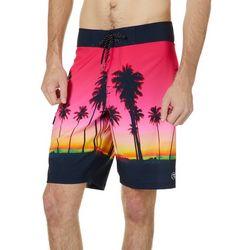 Ocean Curent Mens Cabana Boardshorts