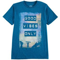 Ocean Current Mens Surf Vibes T-Shirt