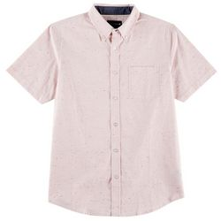 Ocean Current Mens Macaw Short Sleeve Shirt