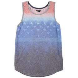 Ocean Current Mens Active Flag Tank Top