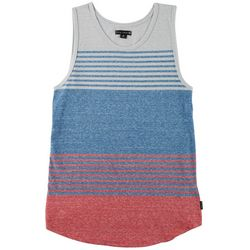 Ocean Current Mens Asher Striped Tank Top