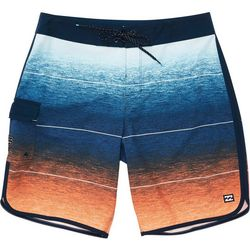 Billabong Mens 73 Stripe Pro Boardshorts