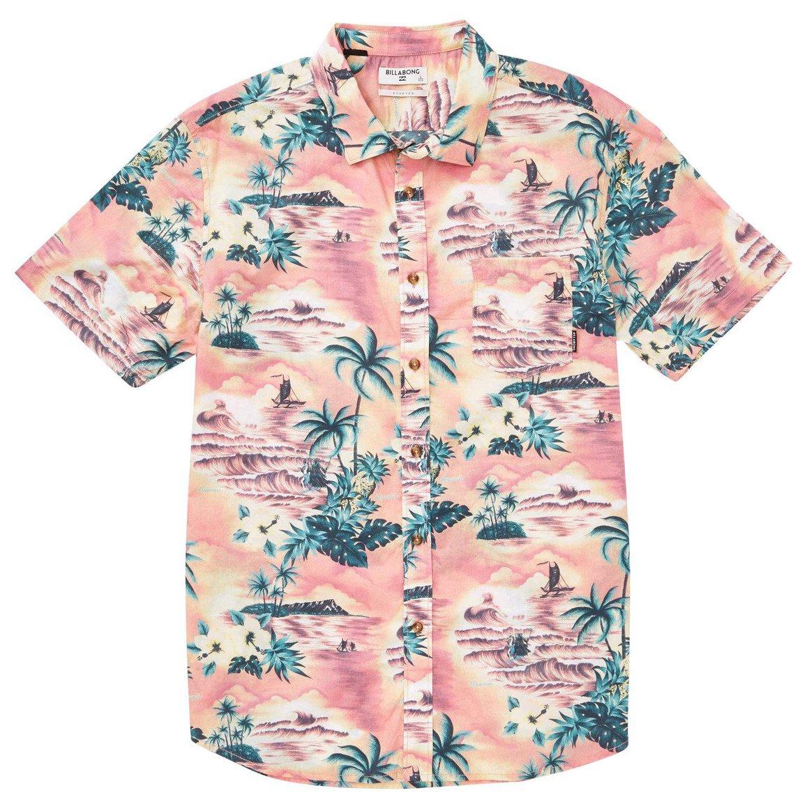 Boca Classics Mens Island Scene Simply Perfect Shirt