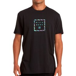 Billabong Mens Stacker Short Sleeve T-Shirt