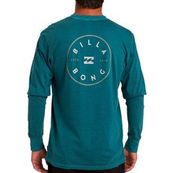 Billabong Mens Rotor Long Sleeve T-Shirt