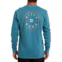 Billabong Mens Rotor Long Sleeve T-Shirt