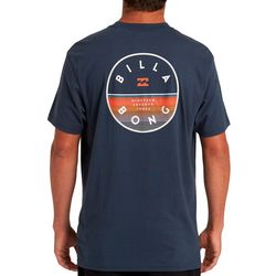 Billabong Mens Rotor Short Sleeve T-Shirt