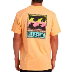 Billabong Mens Fifty Wave Short Sleeve T-Shirt