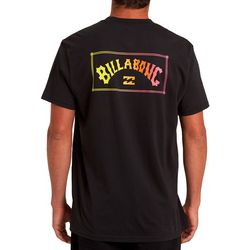 Billabong Mens Arch Short Sleeve T-Shirt