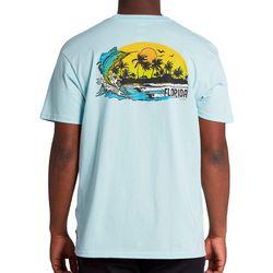 Billabong Mens Marlin Short Sleeve T-Shirt