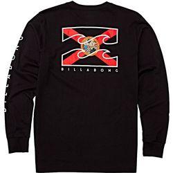 Billabong Mens Native Florida Long Sleeve T-Shirt