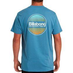 Billabong Mens Atlantic Short Sleeve T-Shirt