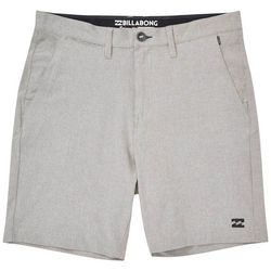 Billabong Mens Crossfire X Heathered Hybrid Shorts