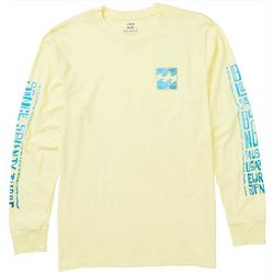 Billabong Mens Bounty Long Sleeve T-Shirt