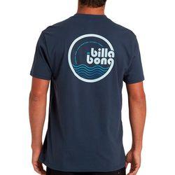Billabong Mens Lagoon Short Sleeve T-Shirt