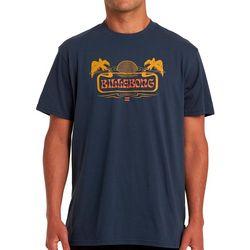 Billabong Mens Dawn Breeze Short Sleeve T-Shirt