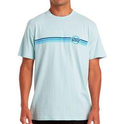 Billabong Mens Cruiser Stripe Short Sleeve T-Shirt