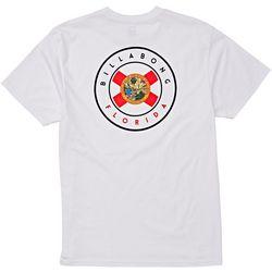 Billabong Mens Native Florida Short Sleeve T-Shirt
